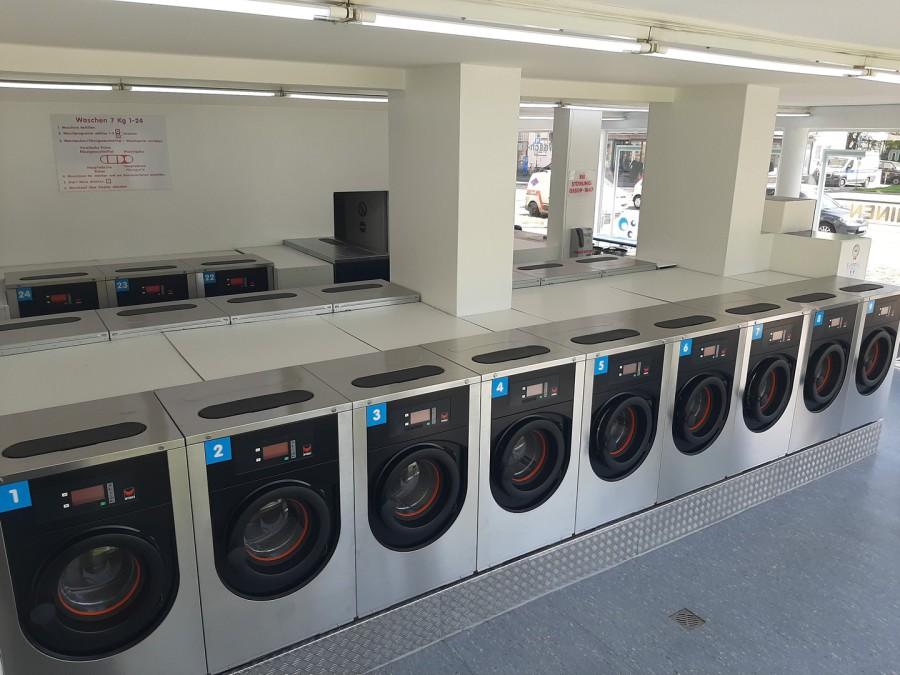 Waschmaschinen und trockner rotondi group